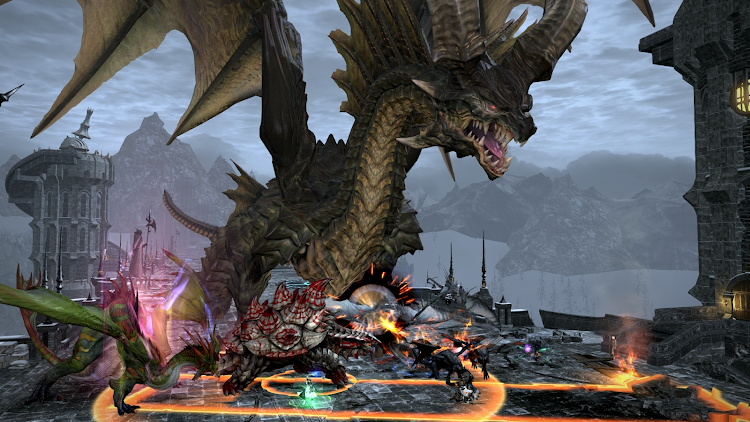Before The Fall patch arrives for Final Fantasy XIV today
