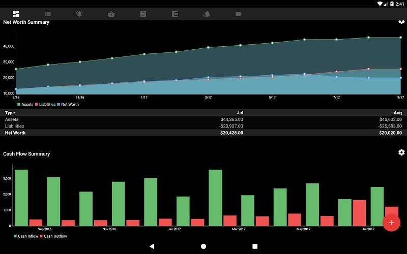 Bluecoins- Finance & Budget Screenshot 9