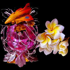 Flower zone by SANGEETA MENA  - Artistic Objects Other Objects