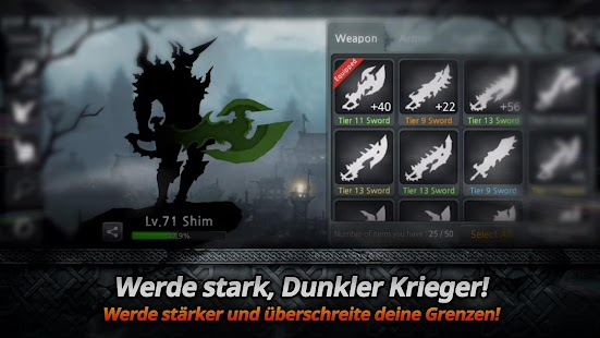 Dunkelschwert (Dark Sword) : Season 2 Screenshot
