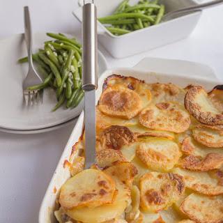 Chicken Mushroom Potato Bake Recipes