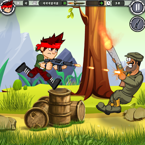 Alpha Guns Shooter :Metal Soldier -Killer Gun Game For PC (Windows & MAC)