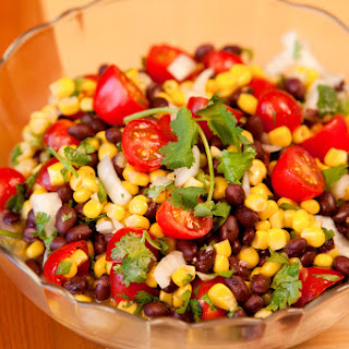 This Corn and Black Bean Salad Will Keep You Cool and Fueled!