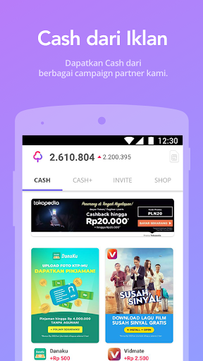 Cashtree: Bagi bagi Hadiah Terus screenshot 5