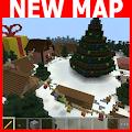 Christmas Contest MCPE map APK for Bluestacks
