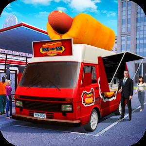 Food Truck Driving Simulator For PC / Windows 7/8/10 / Mac – Free Download