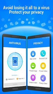 App DU Antivirus: Free Virus Clean APK for Windows Phone