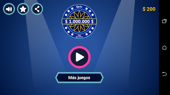 Millonario 2019 : Trivia Quiz Game for pc