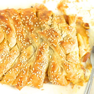 Egg Strudel / Breakfast Strudel