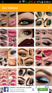 Eye makeup(offline) for pc