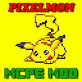 Download Pixelmon mod for MCPE APK