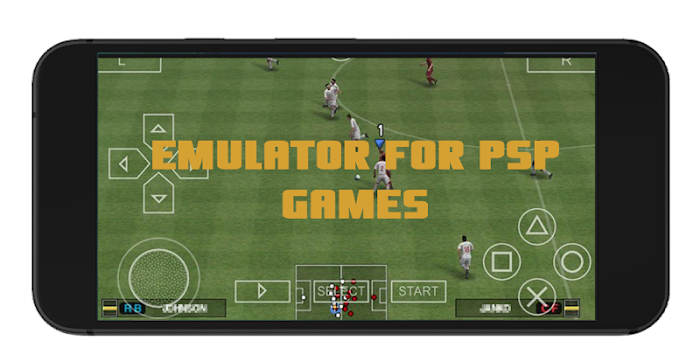 Emulator For PSP Games APK screenshot thumbnail 2