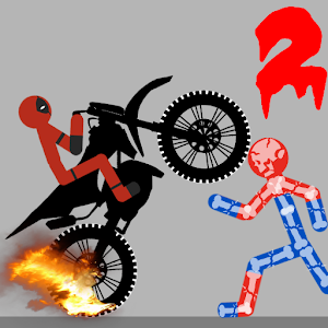 Stickman Warriors Dismounting 2 For PC