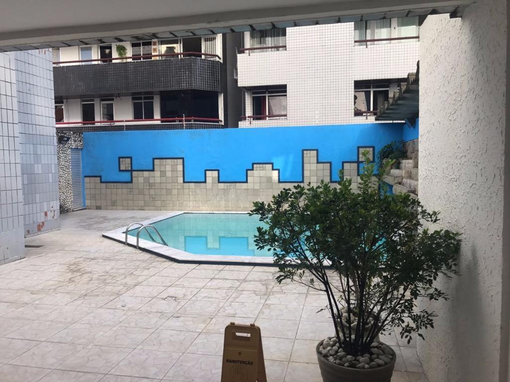 Apartamento com 3 dormitórios à venda, 115 m² por R$ 290.000,00 - Expedicionários - João Pessoa/PB
