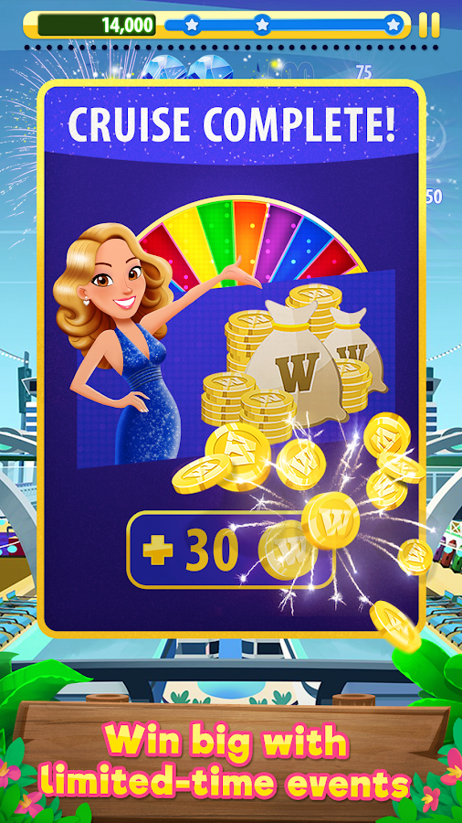 Wheel of Fortune PUZZLE POP Screenshot 3