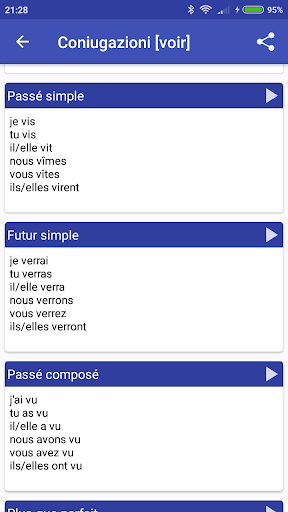 French Dictionary - Offline screenshot 3