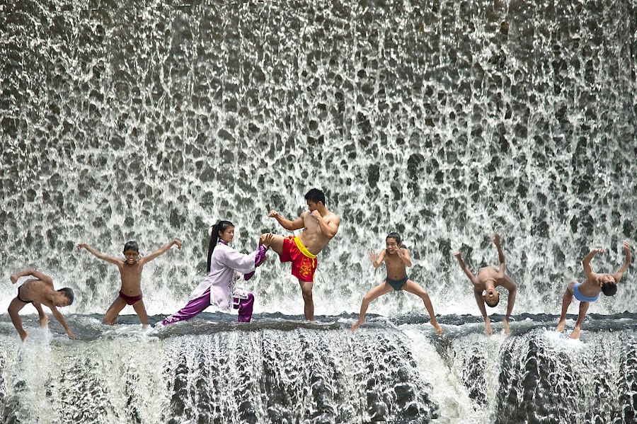 Wushu style 2 by Hendrik Cuaca - News & Events World Events