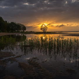 by Stefan Lundgren - Landscapes Sunsets & Sunrises ( nordkroken )