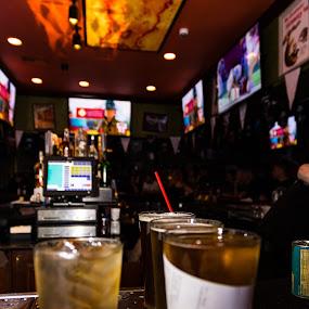 drinks by John Brock - Food & Drink Alcohol & Drinks ( beer, alcohol, restaurant, bar, drinks )