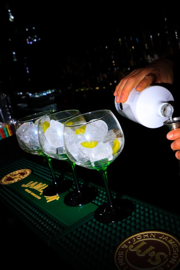 Gin&Ice by João Pedro Ferreira Simões - Food & Drink Alcohol & Drinks ( gin, ice, glass, nordes, tonic )