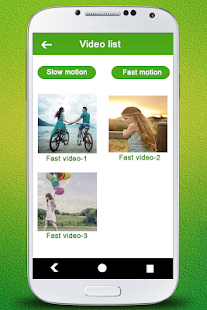 Slow & Fast Motion Video Maker APK for Bluestacks