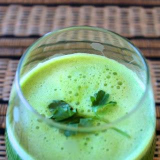 Celery Parsley Cucumber Juice Recipes