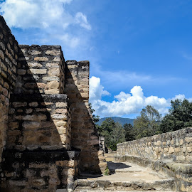 Ixchem by Luis Albanes - Buildings & Architecture Public & Historical ( ixchem, guatemala, archeology, architecture, structures )