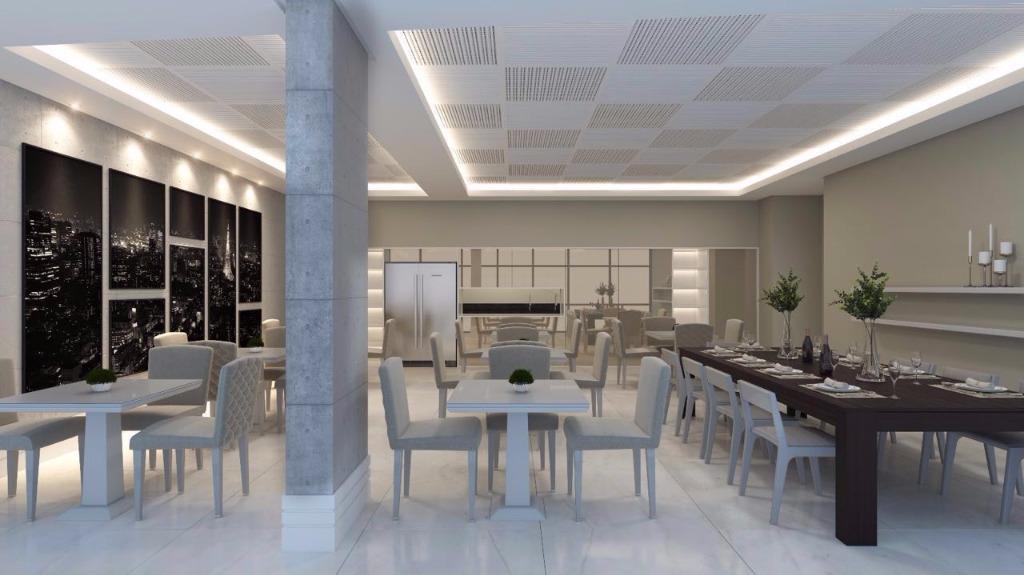 Apartamento residencial à venda, Manaíra, João Pessoa - AP4817.