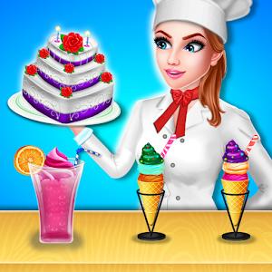 Donut Cooking Games - Dessert Shop For PC (Windows & MAC)