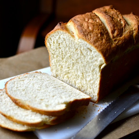 Fluffy White 60 Minute Sandwich Bread