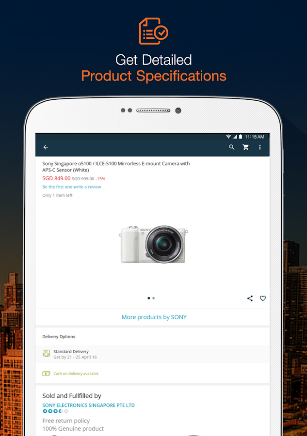 Lazada - Shopping & Deals Screenshot 19