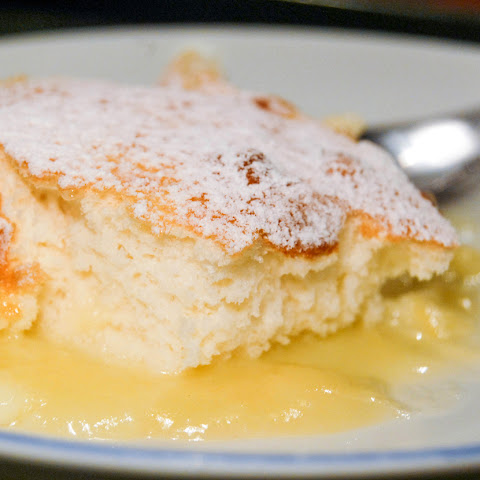 Super-Easy Lemon Pudding Cake