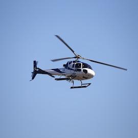 Misano by Rok Andlar - Transportation Helicopters ( canon, helicopter, canon 6d, misano, slowmotion, slow shutter )