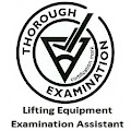 Lifting Equipment Examination