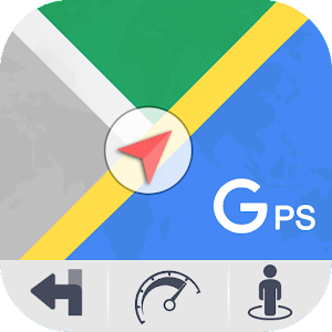 GPS Navigation: GPS Route, Live Maps & Street View For PC