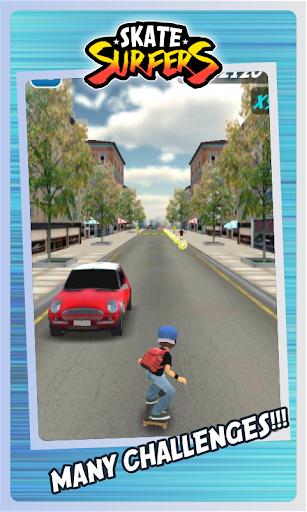 Skate Surfers Free screenshot 4
