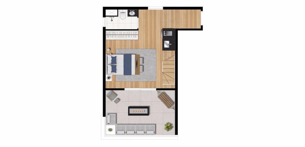 Duplex 7 - Inferior