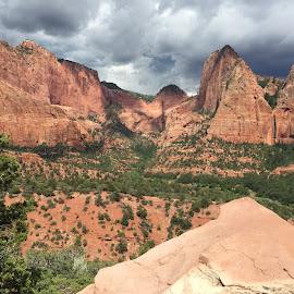 Zion NP Utah Kolob Canyon by Stephen Terakami - Novices Only Landscapes