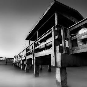 Sanibel Pier by Ruel Tafalla - Buildings & Architecture Bridges & Suspended Structures