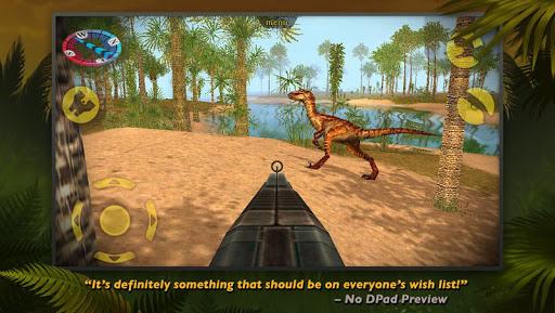 Carnivores: Dinosaur Hunter HD screenshot 7