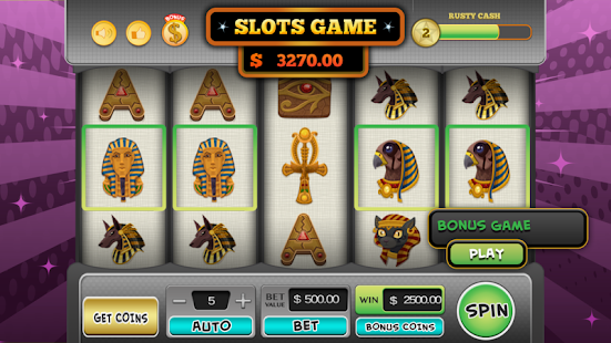 Ancient Slot Machine - screenshot