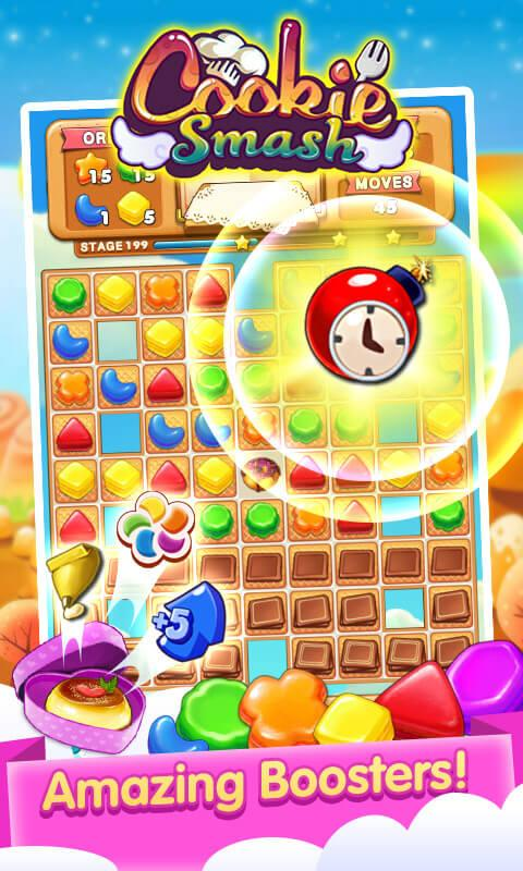 Cookie Smash Screenshot 1