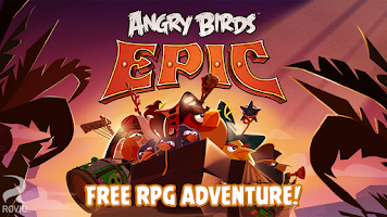 Screenshot of Angry Birds Epic feat. Sonic