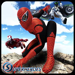 Spiderheroes vs wullture homecoming Online PC (Windows / MAC)