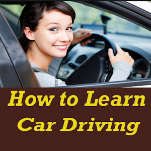 How to Learn Driving a Car App