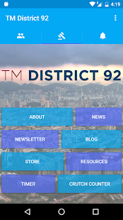 TM District 92 - screenshot