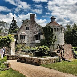 Scotney Castle by Dean Thorpe - Buildings & Architecture Public & Historical
