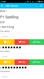 Spelling Buddy - screenshot