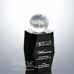 Golf Awards for diligent players by Pinnacle Works