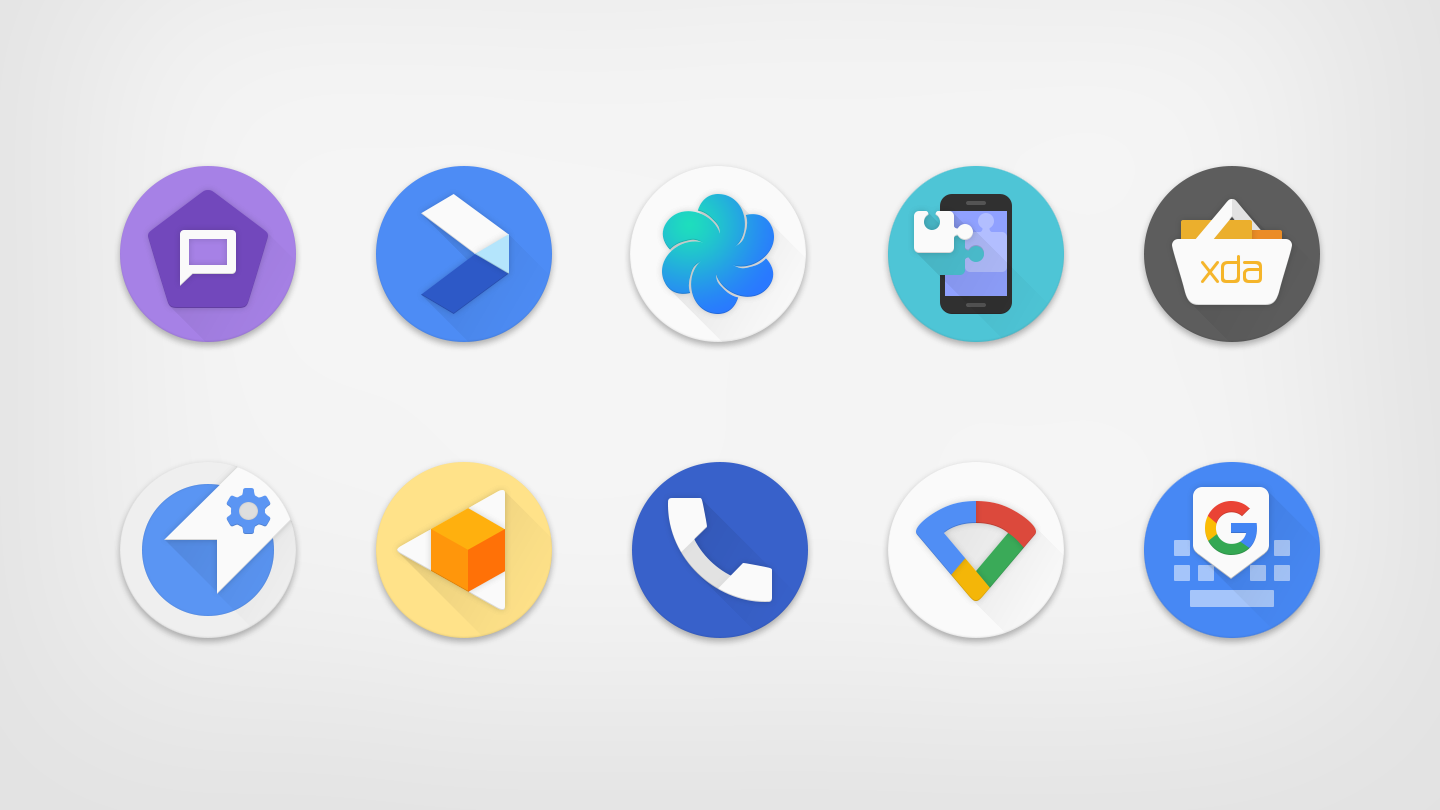 PIXELICIOUS ICON PACK Screenshot 1